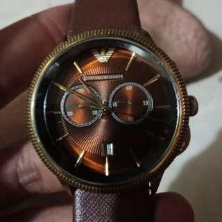 Jam tangan emperio armani ar-1793 ori