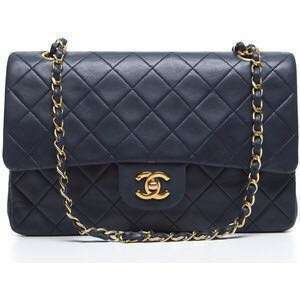 Rare Chanel Classic Double Flap 24K Gold Hardware