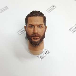 1/6 Scale ES26009R Head Sculpt