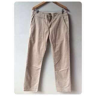 WRANGLER wrancher chino style celana pria branded original
