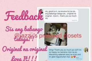 ❤️FEEDBACK❤️ Shippment last week thank you loviees💕😘
