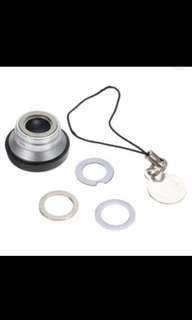 0.67x Wide Angle Macro Detachable Lens for iPhone Mobile