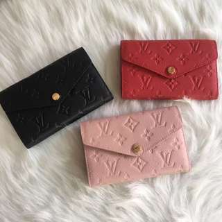 Louis Vuitton Small Wallets