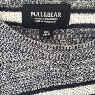Sale sweater pull and bear trun harga
