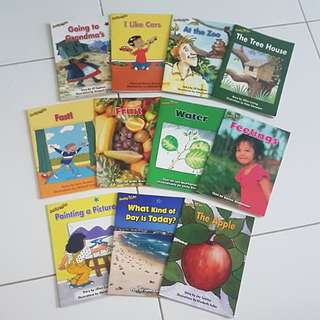 Reading Bee Books