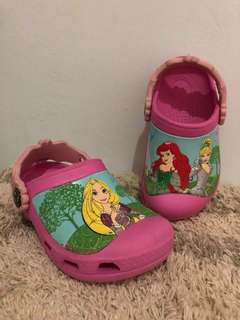 Authentic crocs for girls