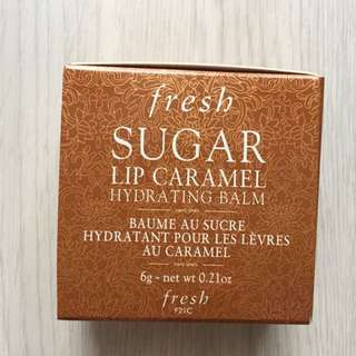 Fresh Caramel Lip Balm