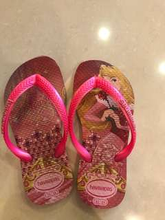 Havanias Slippers Disney Princess