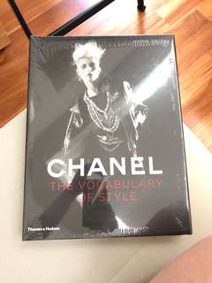 Chanel the vocabulary of style