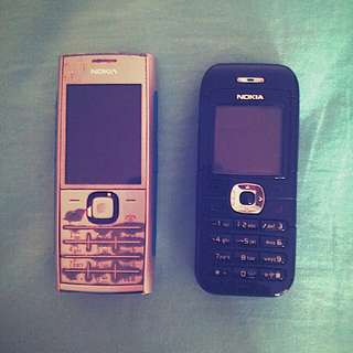 Nokia 電話 6030,X2-00
