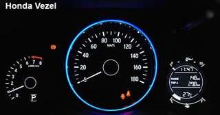 Vezel Speedometer / Cluster