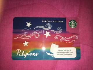 Limited Edition: Pilipinas 2018 Card