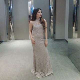 Long gown for rent!