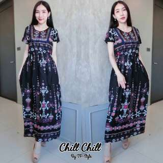 Summer chill dress