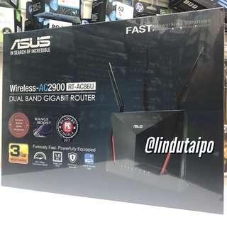 限時限量特價---->全新行貨- ASUS RT-AC86U Dual Band Gigabit Router 雙頻光纖路由器 路由器 不議!!