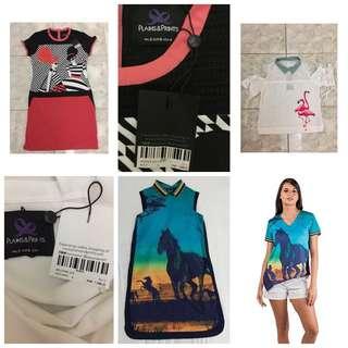 FREDRICK DRESS & BELLROSE TOP (CAN SWAP FOR LARIMAR DRESS & LARIMAR TOP)
