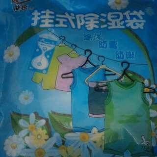 衣櫃吸濕袋