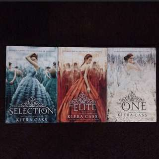 ✨Free Shipping✨ The Selection Series by Kiera Cass