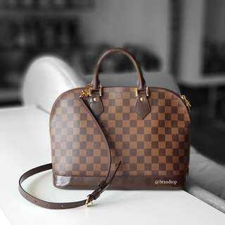 Authentic Louis Vuitton Alma PM LV