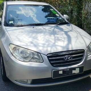 Hyundai Elantra 2.0 Auto