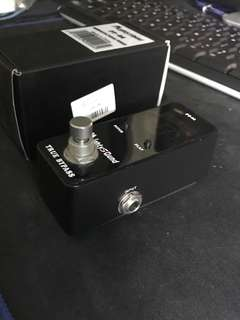 Mightysound chromatic Tuner Pedal