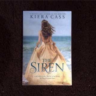 The Siren by Kiera Cass (International Version)