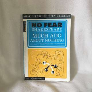 No Fear Shakespeare | Much Ado about Nothing 📚 | 📖 B51