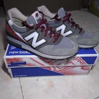 New Balance 996 size8 made in USA