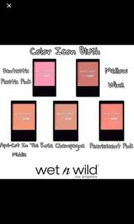 Wet n wild Colour icon Blush in Rose Champagne