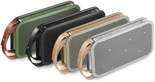 Bang & Olufsen Beoplay A2 Portable Bluetooth Speakers
