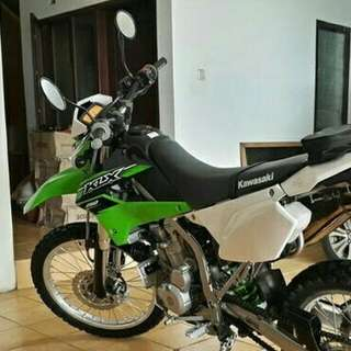 Motor klx bf