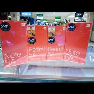 Xiaomi note 5a 3/32 garansi tam bisa kredit proses hanya 3menit*