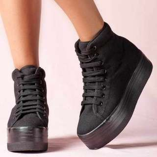 JCPlay by Jeffree Campbell Homg Platform Shoes