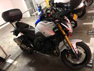 Yamaha FZ8-N