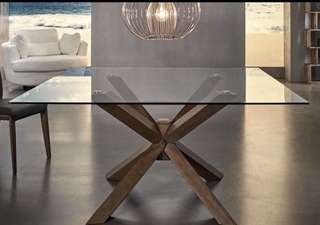 Nick Scali Square Dining table