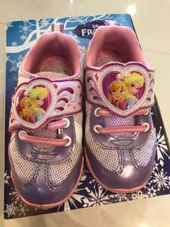 Frozen Kids Shoes