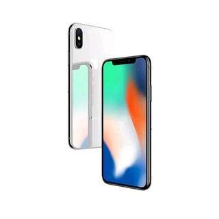 Iphone X 256 GB Silver dan Space Grey Bisa Cicilan Tanpa Kartu Kredit