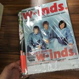 W-inds 日本寫真集02