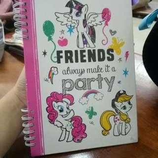 notes Little pony
