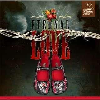 ETERNAL LOVE FLATS