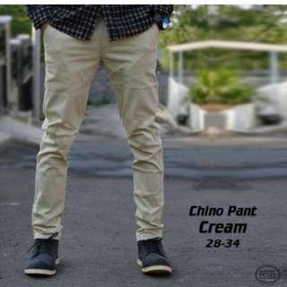 Celana panjang chino bisa di antar