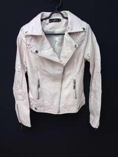 jaket semi kulit SALE