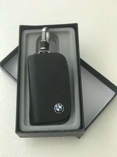 Bmw key leather case