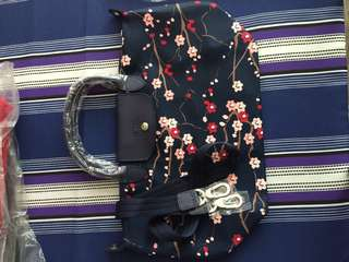 SALE Longchamp floral