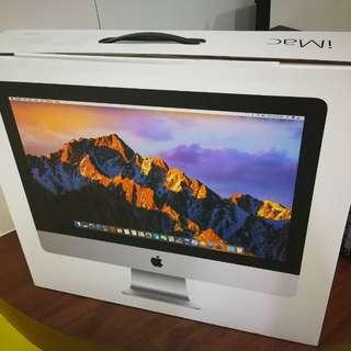 【Apple】iMac 21.5吋 2.8GHz 四核心 i5