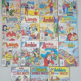 Archie comic books sale!