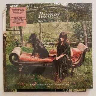 Rumer original LP reCord audiophile