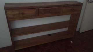 Re price ! Quality wooden shelves