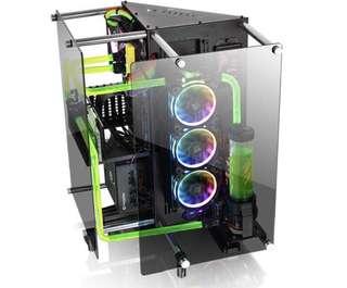 Custom water cooling package