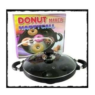 Cetaka Kue Donut Maker Anti lengket Karat Import Bisa Tampa Oven